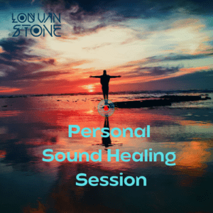 amend Main Personal Sound Healing Session Artwork